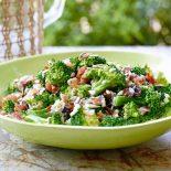 Broccoli Salad with Cauliflower